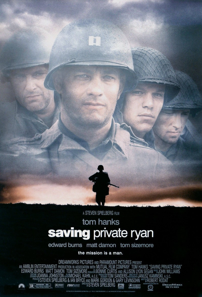 Saving Private Ryan (1998) - Best guess: An attempt to save Private Ryan is made.