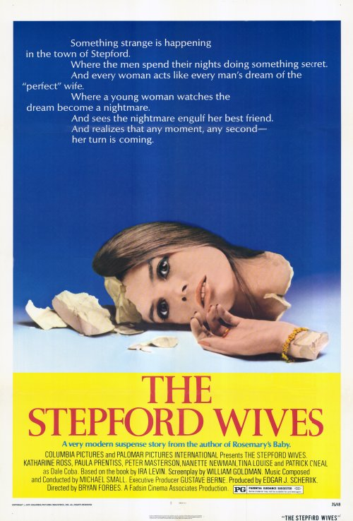 The Stepford Wives (1975) - Best guess: A bunch of wives go on a killing spree.