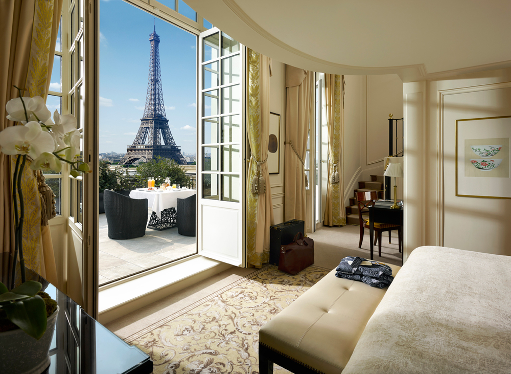 Photo courtesy of Shangri-La Hotel Paris
