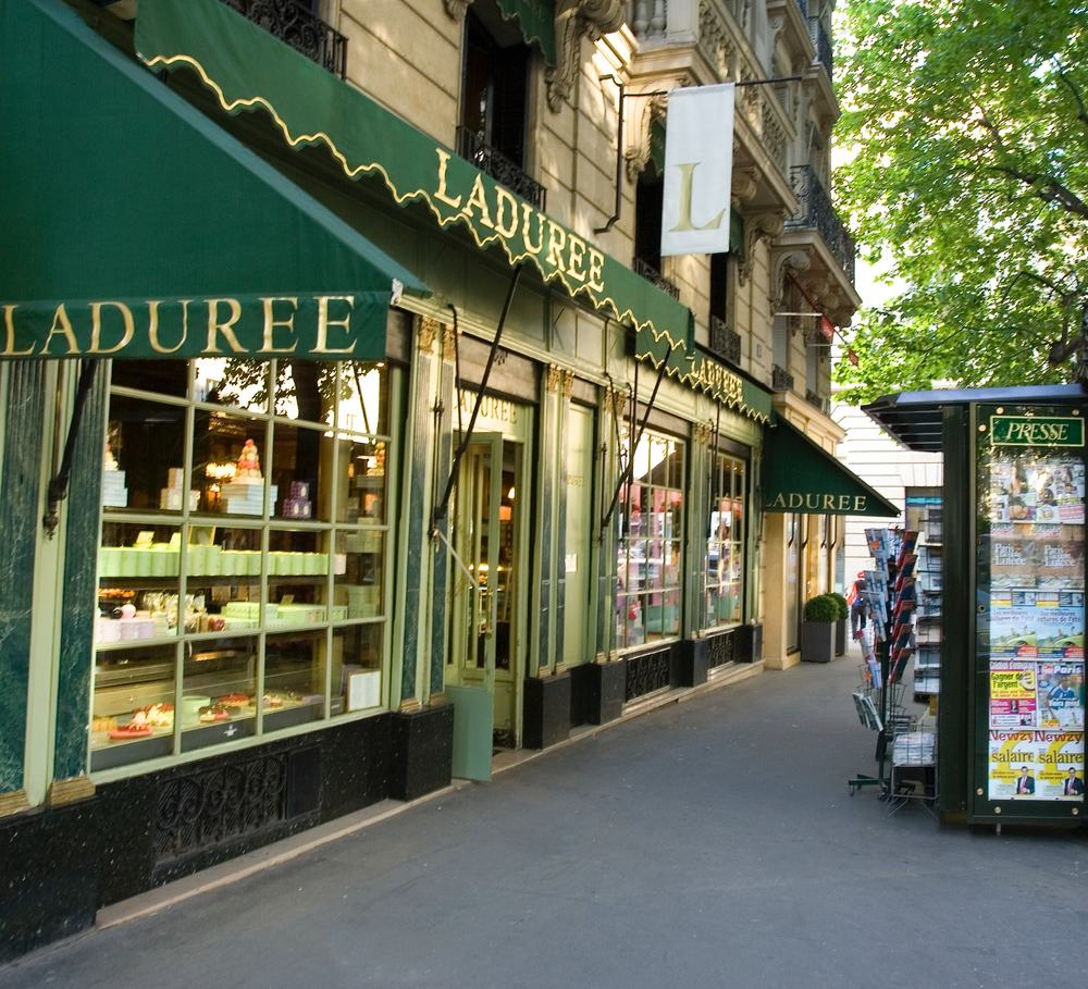 Photos courtesy of Laduree