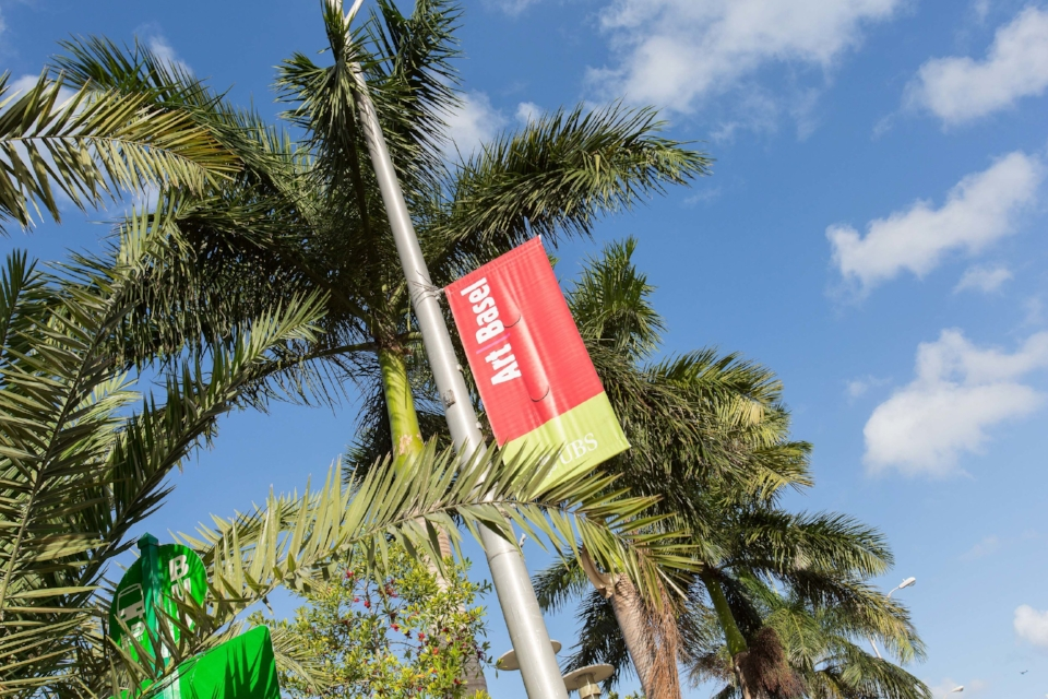 Photos courtesy of Art Basel in Miami Beach