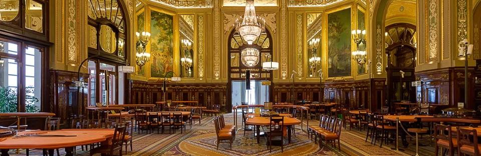 Photos courtesy of Casino de Monte Carlo and Monaco Press Centre Photos