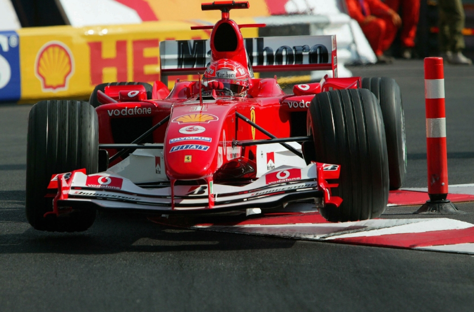 Photos courtesy of Monaco Press Centre Photos