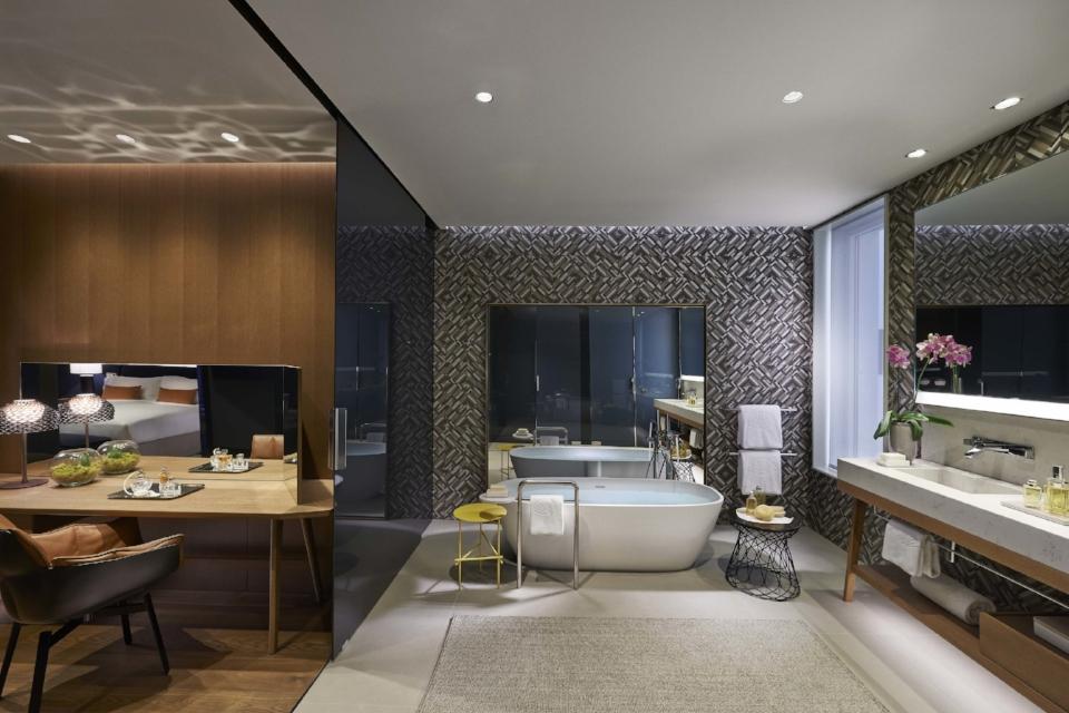 Images courtesy of   the Mandarin Oriental Barcelona
