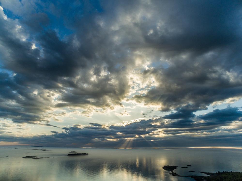 Foggy Archipelago