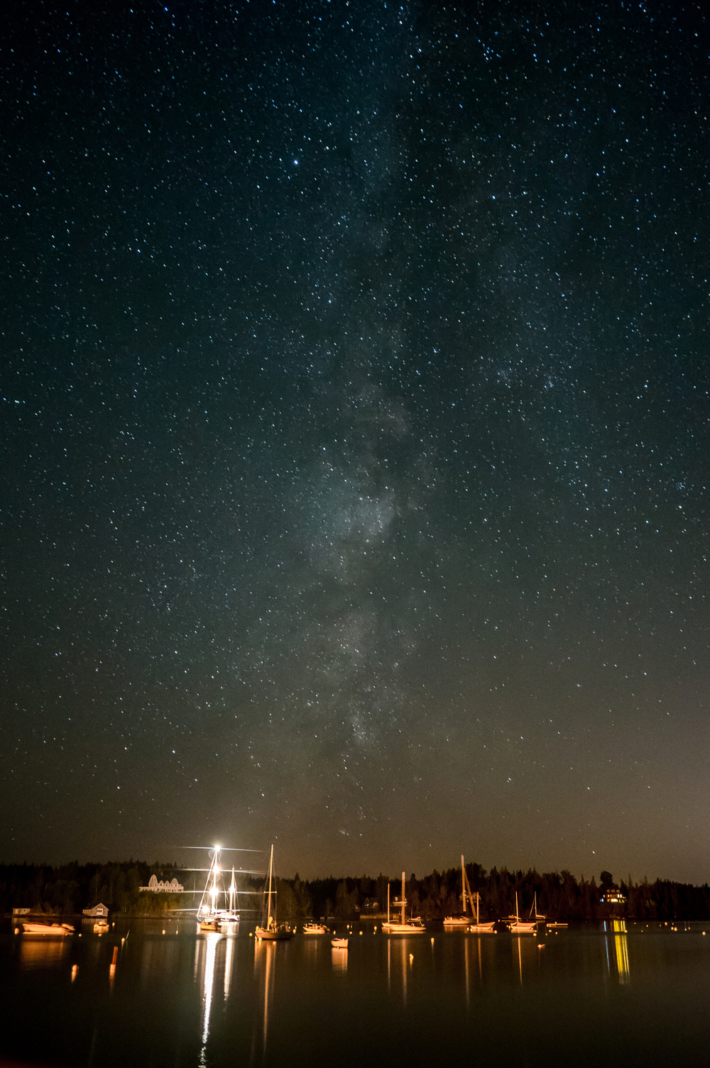 Thoroughfare Milky Way