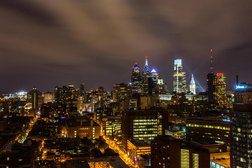 Philadelphia Sky Line