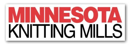 6f5a9f954c6 Mendota Heights Company Knits Official Super Bowl Beanie — Minnesota ...