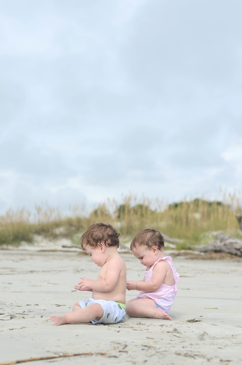 twins on Tybee