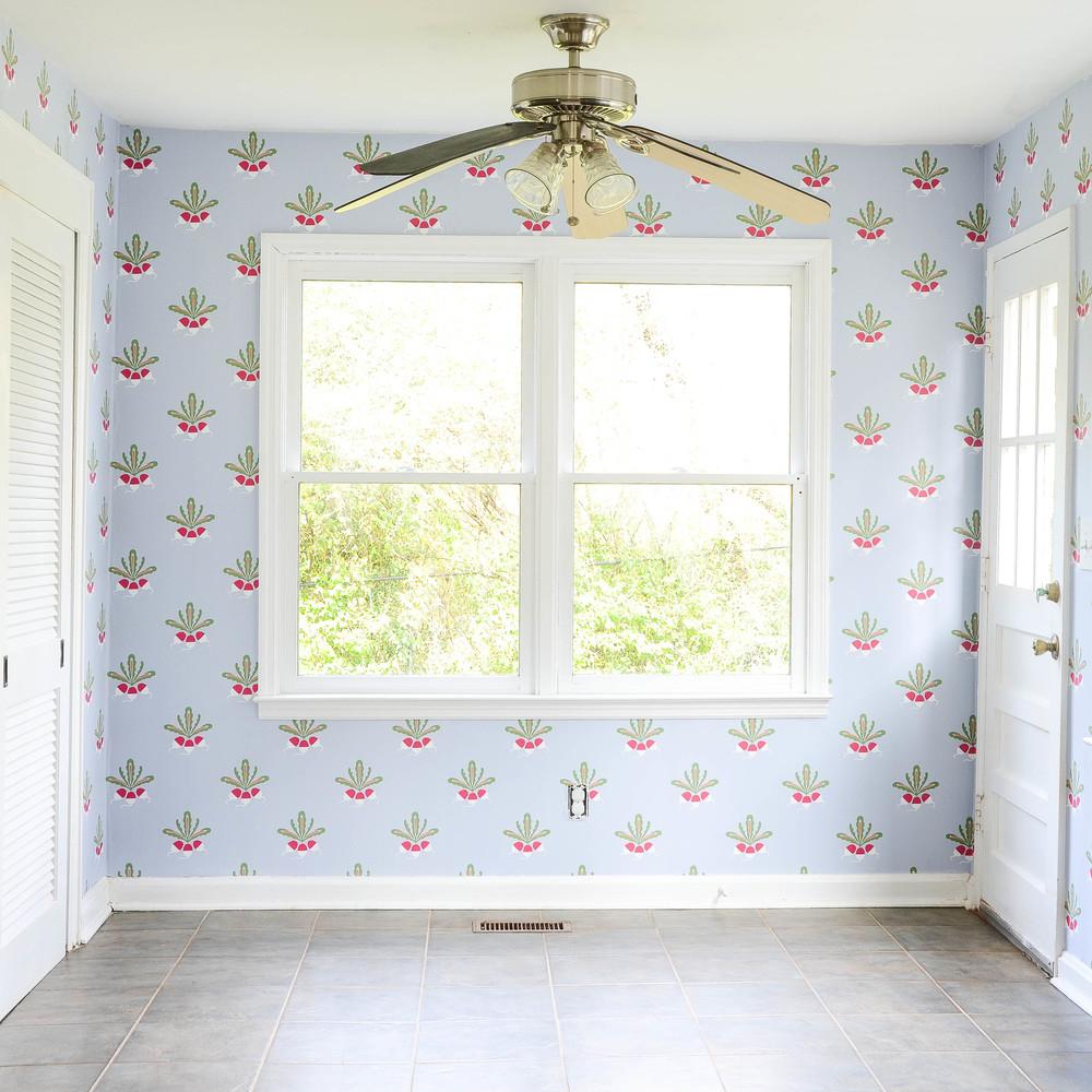 Serena & Lily Radish Wallpaper