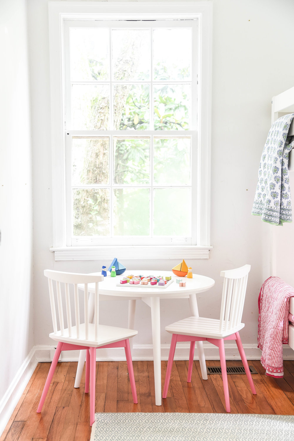 Playroom Table, Pottery Barn Kids