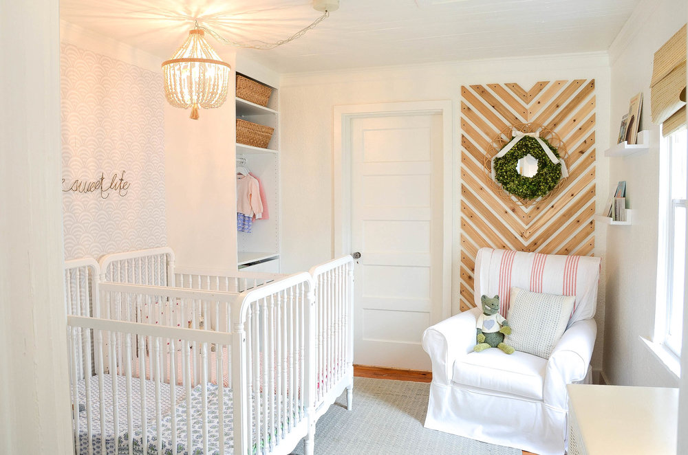 Boy Girl Twin Nursery