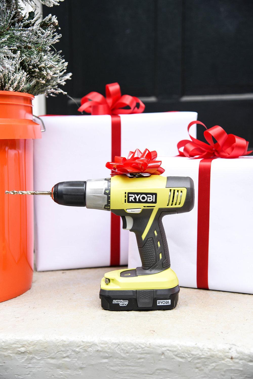 Ryobi Christmas Present