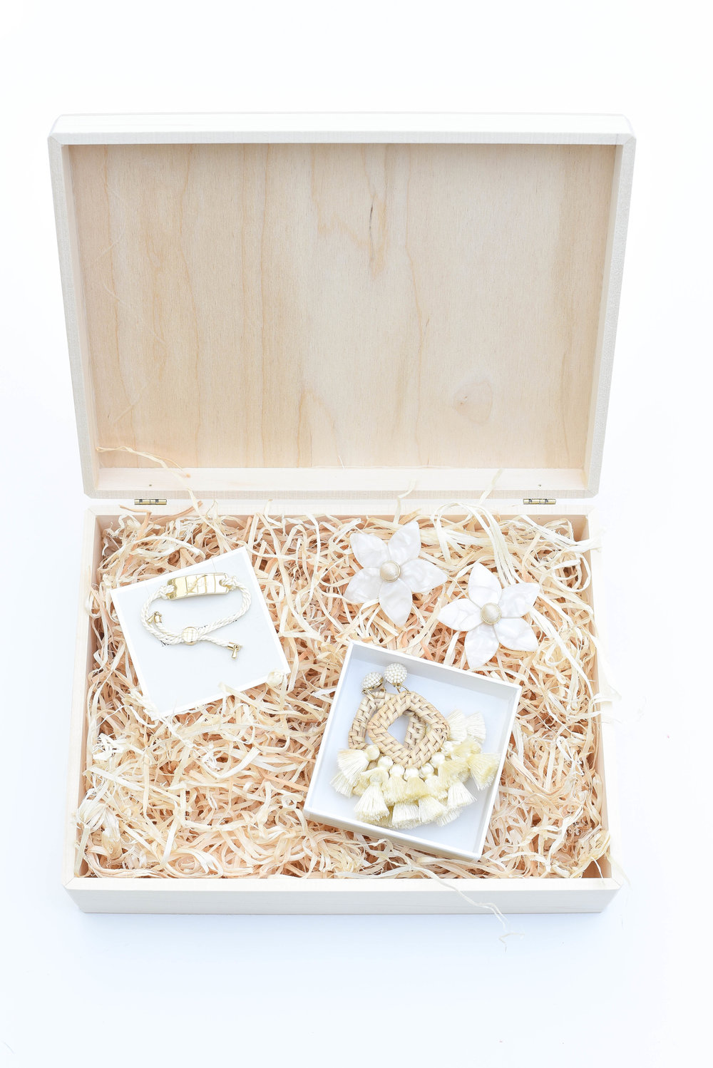 Jewelry Gift Set, Iron & Twine Gift Guide