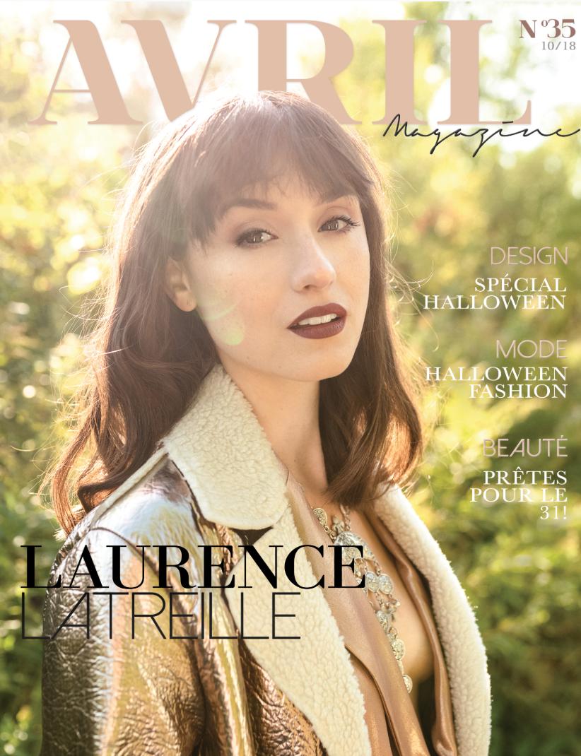 Avril Magazine - October 2018