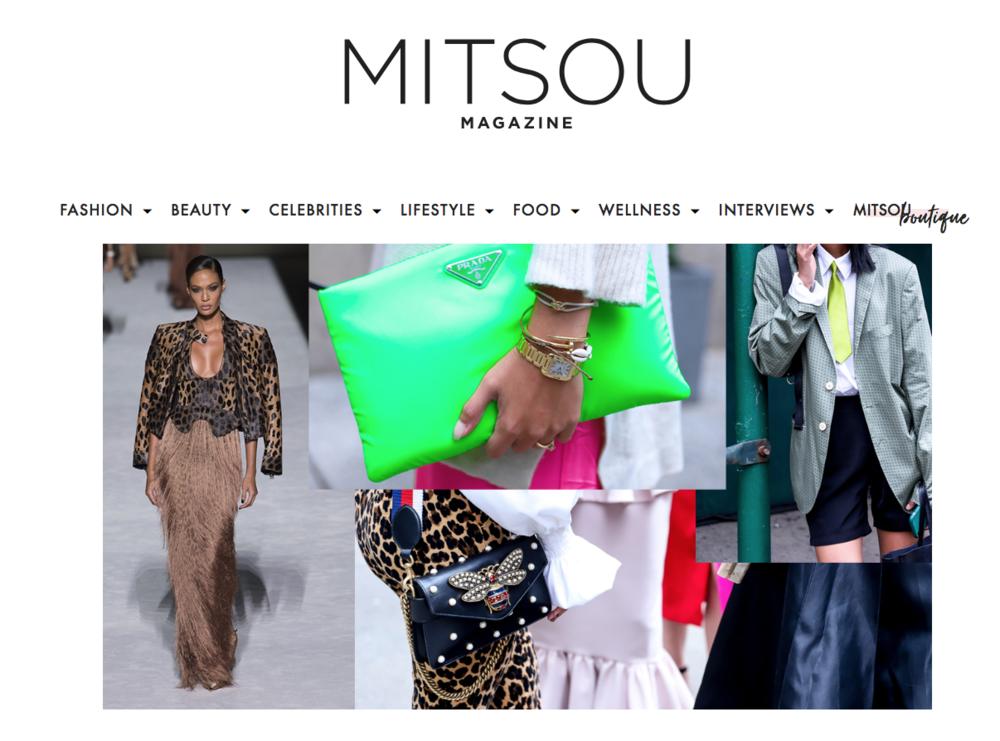 Mitsou Magazine - September 2018