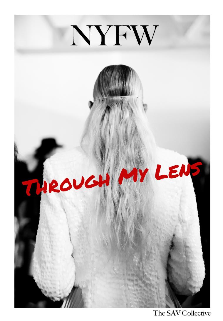 NYFW : Through My Lens - September 13th, 2018