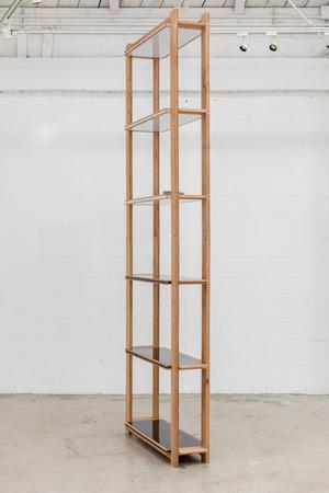 Installation view, Lukas Geronimas, the Landing, 2016