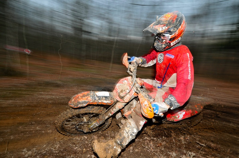 2009 ISDE Qualifier in Park Hills, Missouri