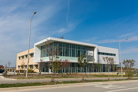 UWM Innovation Park Accelerator Building