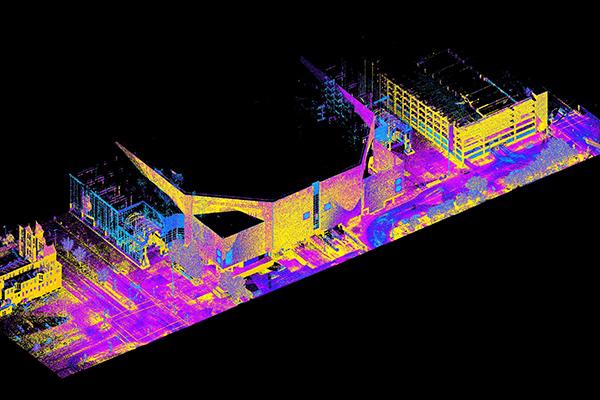 3D Data Modeling