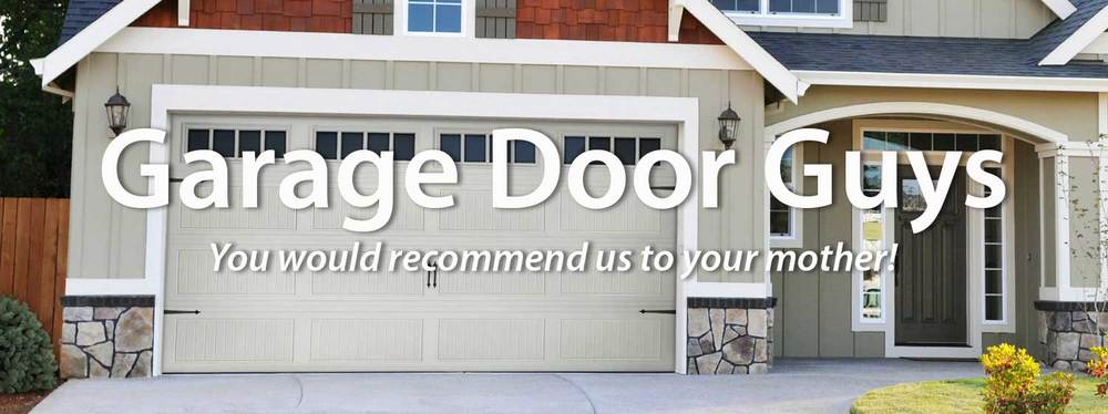 Beau Garage Door Guys New Garage Door Installation