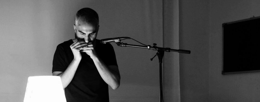 First performance of  Canto n.1 /  هواء at ICA, Yerevan, 26th of May 2018