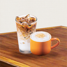 Caffe Latte Hot/ Ice