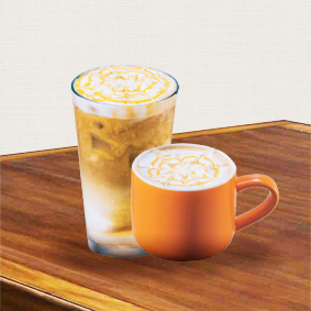 Caramel Machiato Hot/ Ice