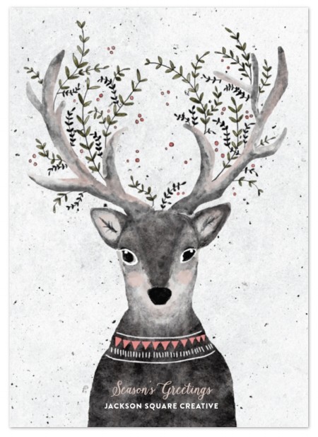 Reindeer Love by Cass Loh