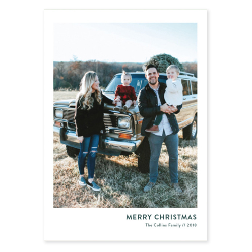 Mod Christmas by Christie Kelly for Minted.
