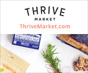 Chronically Healthy loves Thrive Market! Wholesome products. Wholesale prices.