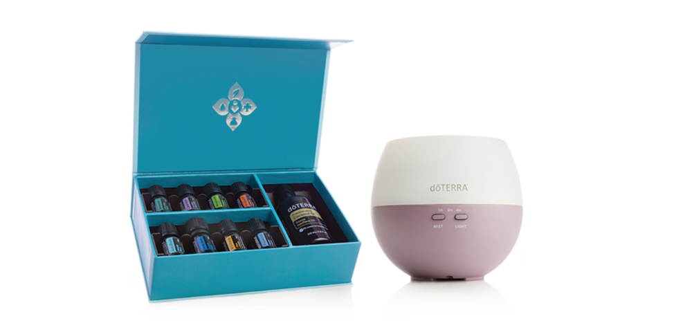 The AromaTouch® Diffused Kit