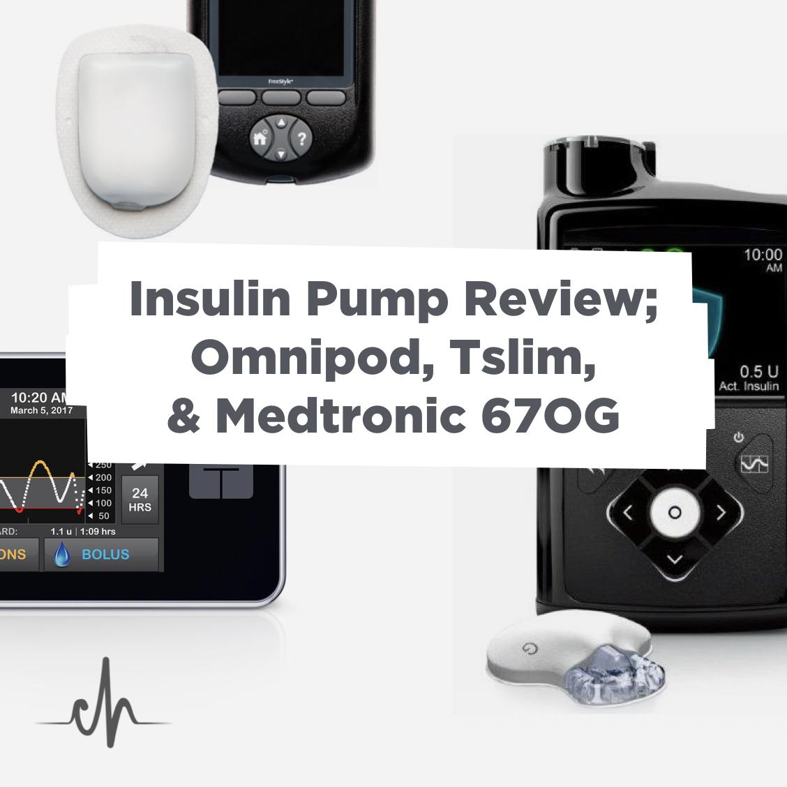 Insulin Pump Review