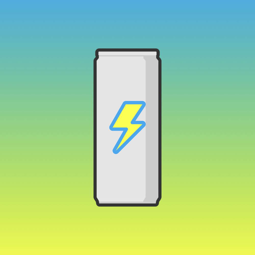 Our Amazing Energy Drink
