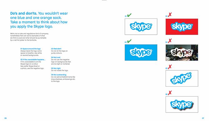 Skype Logo Style 1