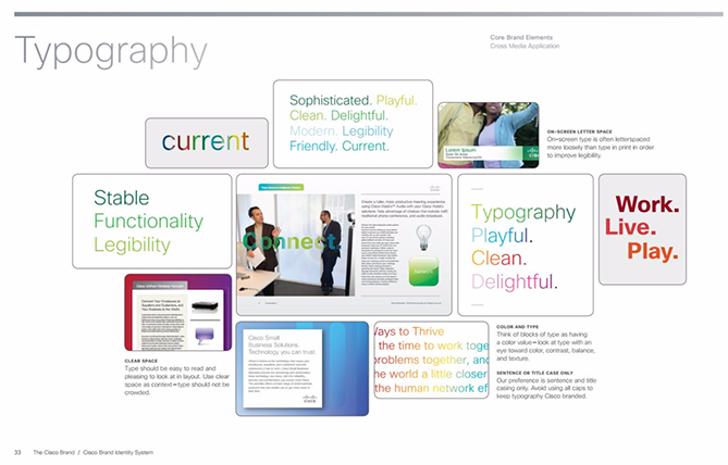 Cisco Typography and Communication Style Guide