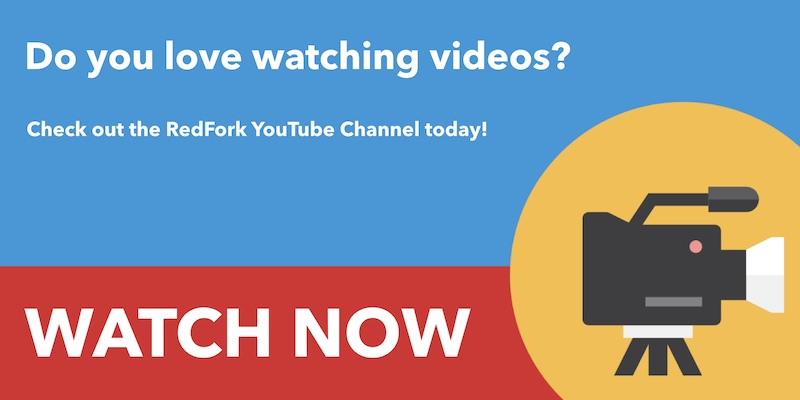 Watch Free Marketing Tips On The RedFork YouTube Channel