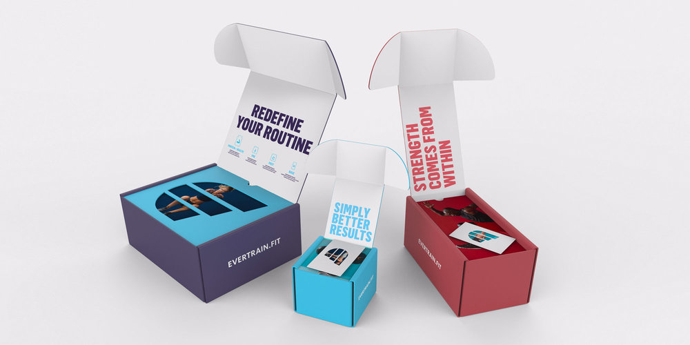 Evertrain Open Packaging