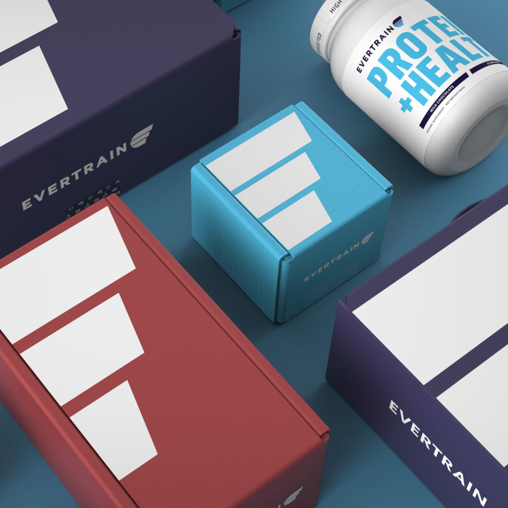 Evertrain Packaging