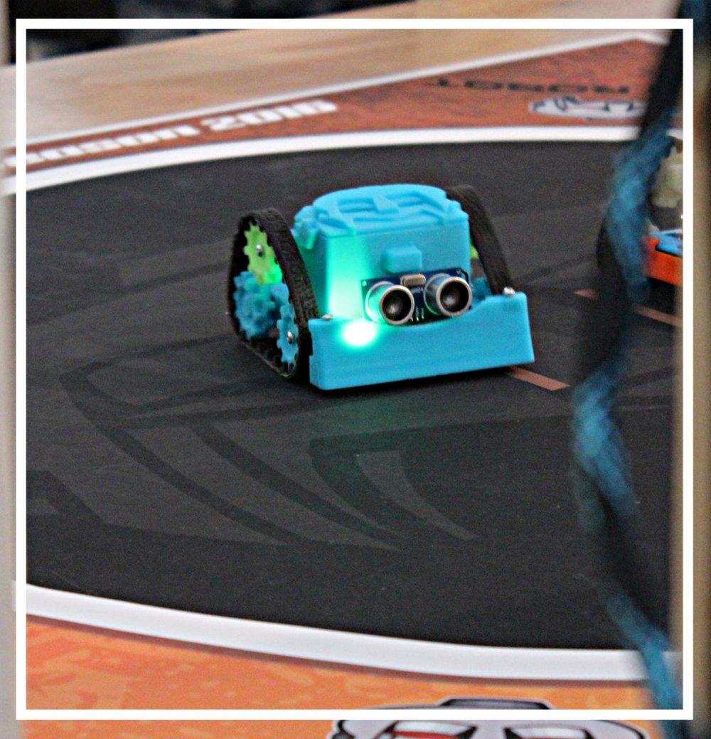 Jump StartingYour Sumo - Sumo Robot League training to quickly create code for Sumo competitions and more!