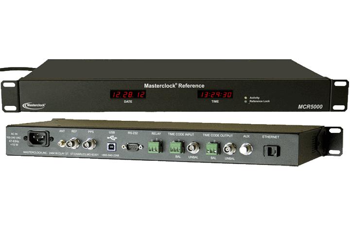 Masterclock MCR5000