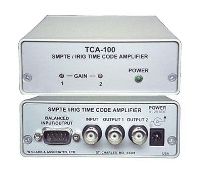 masterclock TCA100