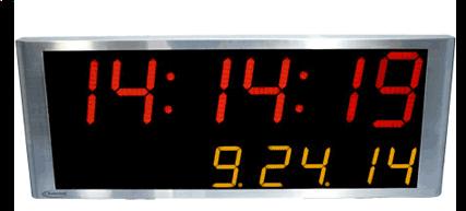 TCDS8646-SS Time Code Digital Display