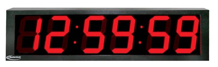 TCDS86 Time Code Digital Clock