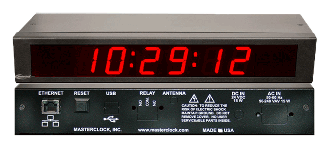 NTDS16 NTP Digital Display