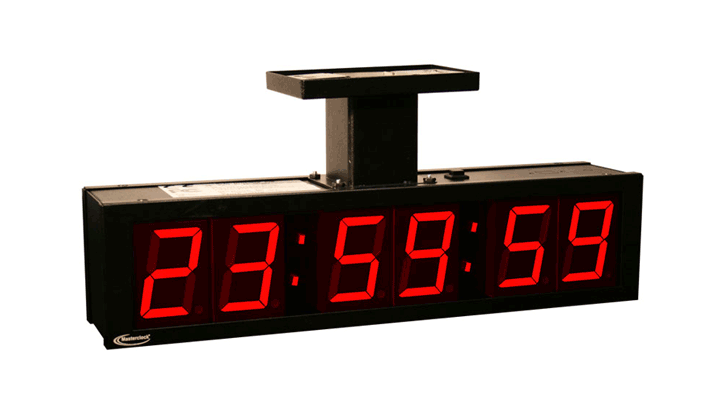 NTDS26-DF NTP Digital Clock