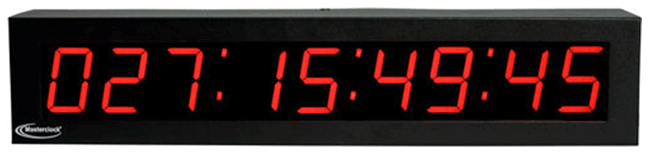NTDS29 NTP Digital Clock