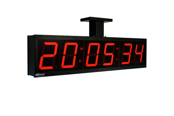 NTDS46-DF NTP Digital Clock