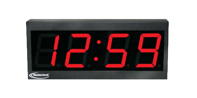 NTDS44 NTP Digital Clock